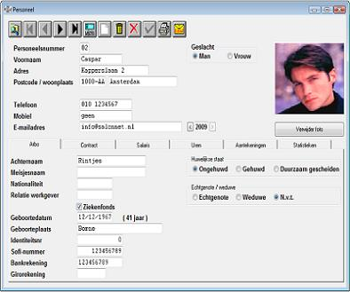 SalonNet screenshot